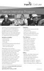 Native Internship Program