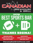 THE CANADIAN BREWHOUSE and GRILL VOTED BEST SPPORTS BAR