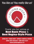 JULIANA PIZZA vogted Best Basic Pizza