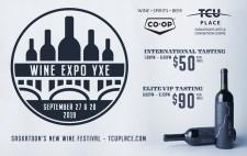 WINE EXPO YXE
