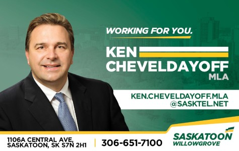 Ken Cheveldayoff  Mla Working For You