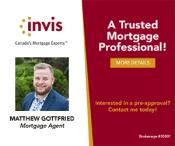 Matthew Gottfried, Mortgage Agent