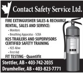 FIRE EXTINGUISHER SALES & RECHARGE RENTAL