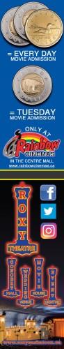 ROXY THEATRE Movie House and Event Centre
