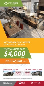 Urban North Townhomes Has Affordable Payments And Achievable Dreams
