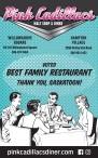 Pink Cadillacs MALT SHOP & DINER VOTED BEST FAMILY RESTAURANT