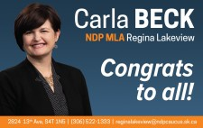 Congrats to all from Carla BECK
