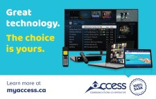ACCESS COMMUNICATIONS. Great technology.  The choice is yours.