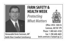FARM SAFETY & HEALTH WEEK