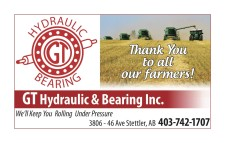 Thank You to all our farmers!