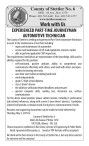 EXPERIENCED PART-TIME JOURNEYMAN & AUTOMOTIVE TECHNICIAN wanted
