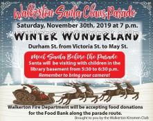 Walkerton Santa Claus Parade