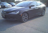 2015 Chyrsler 200 S Available at Krogman Auto Sales