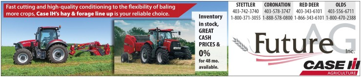 Case Ih's Hay & Forage Line Up Is Your Reliable Choice.
