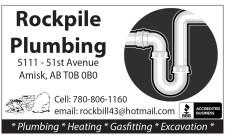 Plumbing * Heating * Gasfitting * Excavation