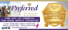 Preferred INSURANCE has HOME, AUTO, LIFE insurance and more
