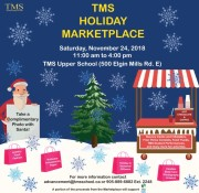 TMS HOLIDAY MARKETPLACE