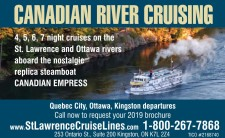 Canadian River Cruising
