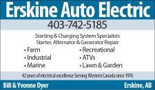 Erskine Auto Electric