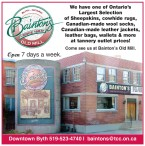 Ontario's Largest Selection of Sheepskins, cowhide rugs, Canadian-made wool socks and more