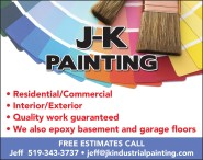 J-K Painting Residential/Commercial painting