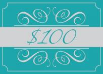 A Studio H Artist Group Gift Card for $100
